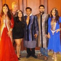 Big Fat Indian Wedding fashion show of Aarti Vijay Gupta
