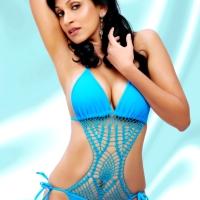 Sri Lankan Bikini Babe Chandi Perera