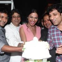Veena Malik celebrates her first birthday in India