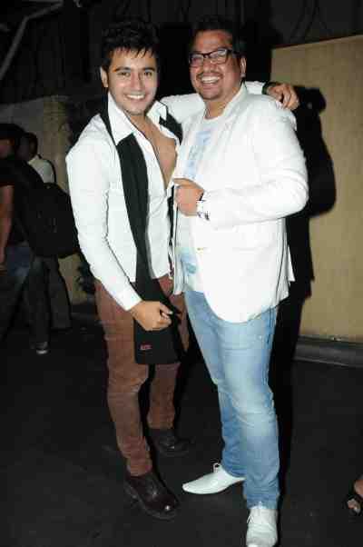 22. Shakir Shaikh with Aditya Singh Rajput DSC_8562