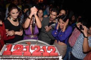Monica Bedi, Sambhavna, Avinash Dwivedi and Kashmera