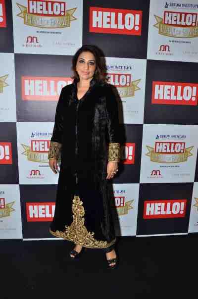 Ruchika Mehta - Editor Hello! Magazine