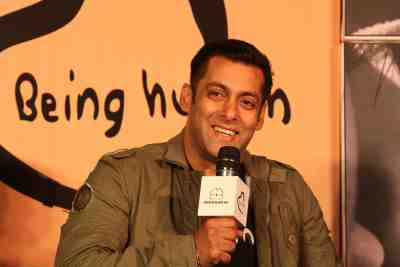 1. Salman Khan at the launch of Being Human flagship store