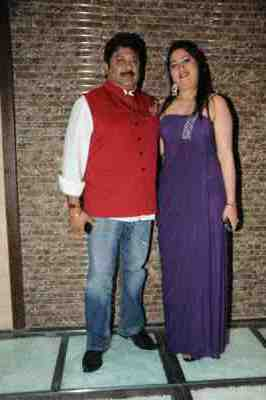 kapil and bharti mehra