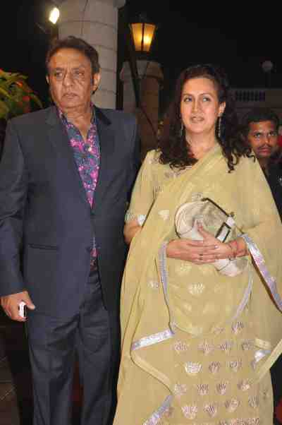 Ranjeet-with-his-wife-at-Lohri-Di-Raat