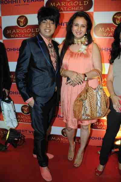 11. Rohhit Verma with Poonam Dhillon DSC_1009