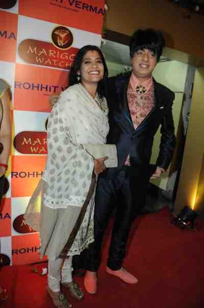 13. Rohhit Verma with Renuka Shahane DSC_1057