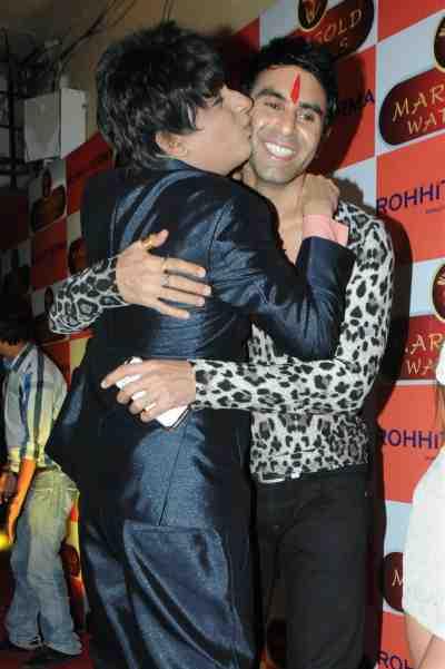 16. Rohhit Verma with Sandip Soparkar DSC_1251