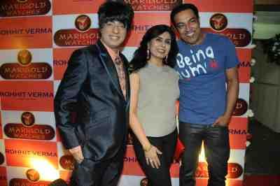 17. Rohhit VErma with Shilpa Marigold and Vindu Dara Singh DSC_0987