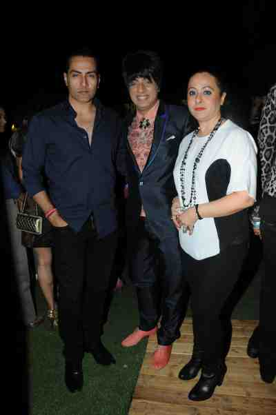 19. Rohhit VErma with Sudhanshu Pandey and Wife DSC_1513