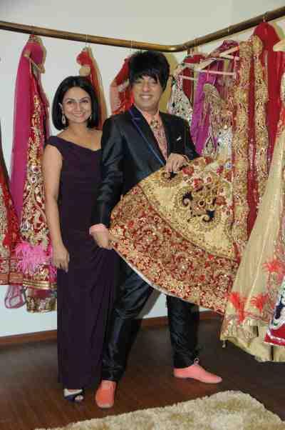 25. Rohhit Verma with Anupama Verma DSC_1717