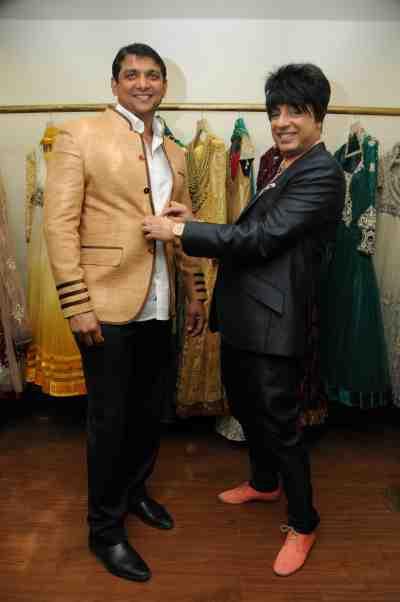 5. Aslam Shaikh with Rohhit Verma DSC_1676