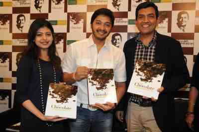 7. Shreyas Talpade and Dipti Talpade with Sanjeev Kapoor DSC_4383
