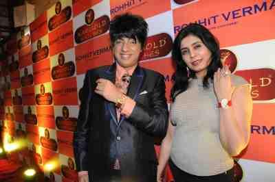 8. Rohhit Verma with Shilpa Marigold DSC_0874