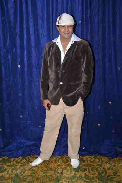 Choreographer Rahul Saxena at Mahavir Mehta's anniversary bash
