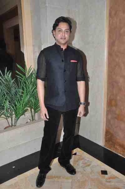 Designer Sameer Patel at Mahavir Mehta's anniversary bash