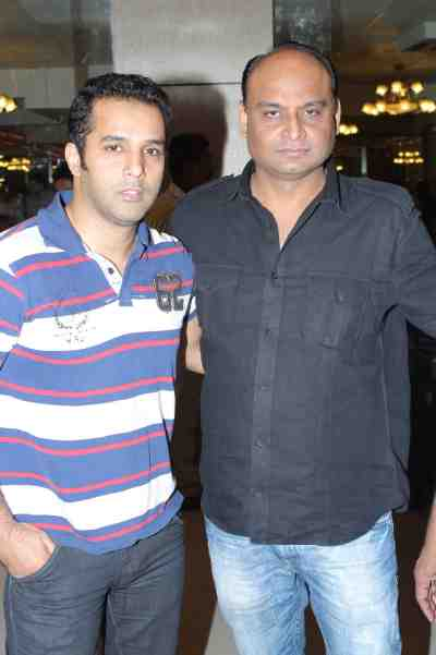 faizal with dilip soni