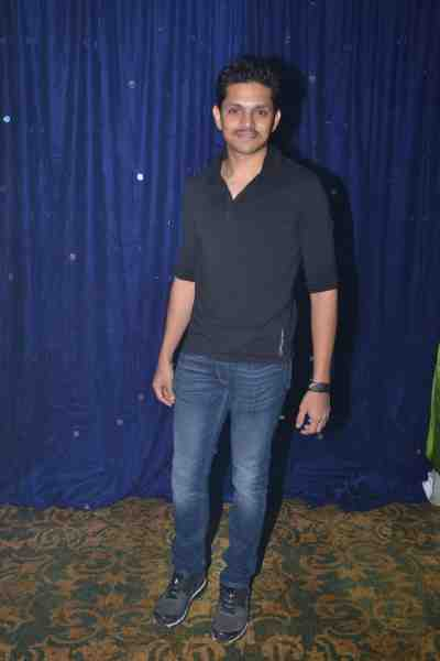Jaisheel Dhami (Nach Baliye Current Season) at Mahavir Mehta's anniversary bash
