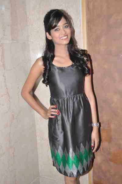 TV actor Neha Saxena (Amita Ka Amit) at Mahavir Mehta's anniversary bash.,
