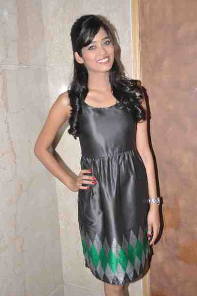 TV actor Neha Saxena (Amita Ka Amit) at Mahavir Mehta's anniversary bash.,
