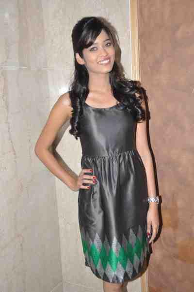 TV actor Neha Saxena (Amita Ka Amit) at Mahavir Mehta's anniversary bash