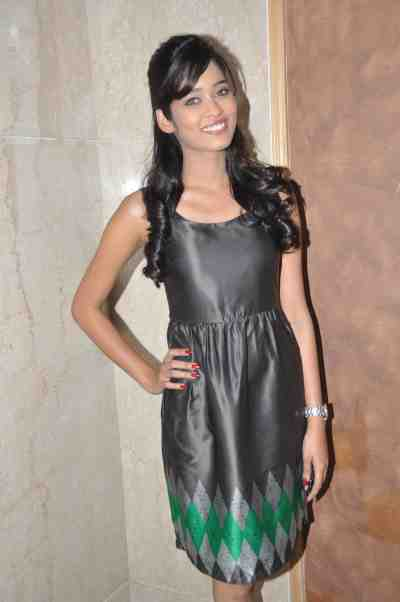 TV actor Neha Saxena (Amita Ka Amit) at Mahavir Mehta's anniversary bash