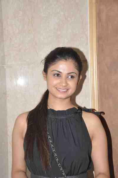 TV actor Ruchi Savarn (Ghar Aaja Pardesi) at Mahavir Mehta's anniversary bash,,