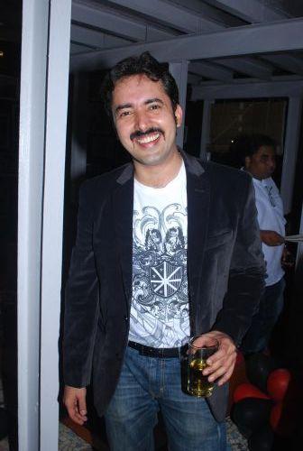 Actor Writer Vishal Watwani