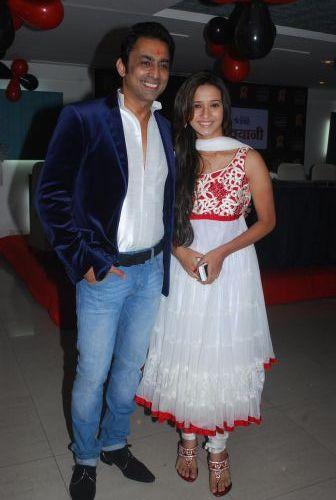 Anuj Saxena-Shivani Surve