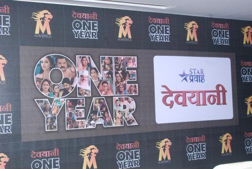 Devyani-one year completion