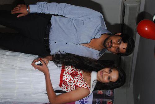 Sangram and Shivani Surve