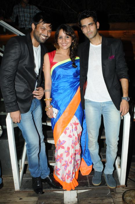 10. Anand Mishra with Ananya & Sunny Arrora  DSC_6608