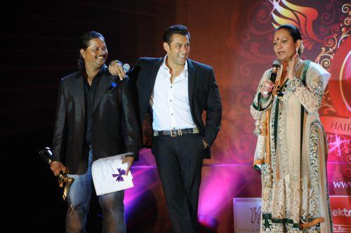 14. Raju Nag, Salman Khan with Dorris Godambe DSC_9730