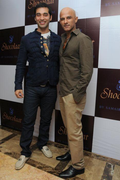 16. Kushal Punjabi with Gaurav Gera DSC_6334