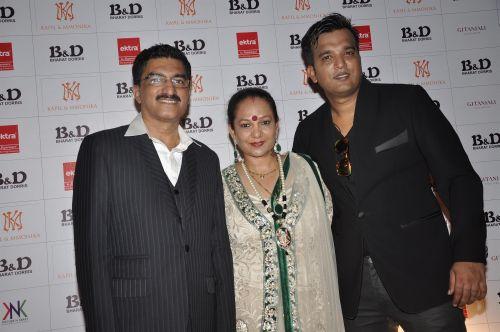 2. Bharat, Dorris and Suraj Godambe DSC_0679