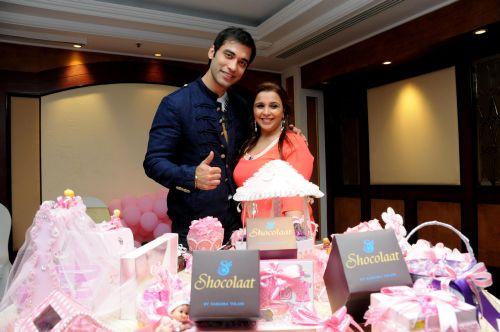 2. Kushal Punjabi with Samaira Tolani DSC_6591