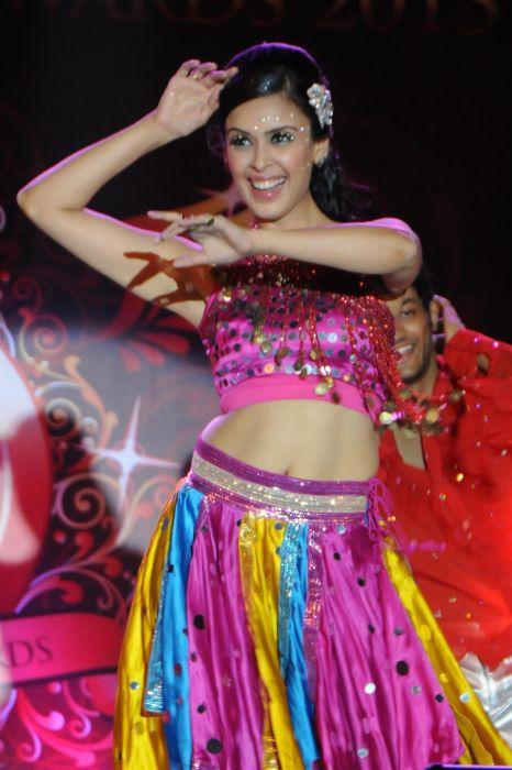 22. Hrishita Bhatt Performing DSC_8837