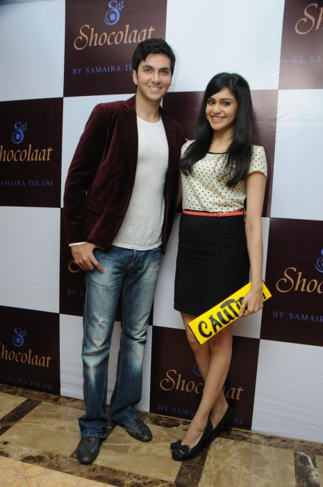 24. Dev Goel and Adah Sharma DSC_6221