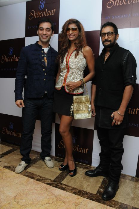 27. Kushal Punjabi, Sandhya Shetty and Kaushik shreman DSC_6283