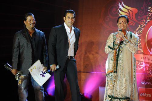 28. Raju Nag, Salman Khan with Dorris Godambe DSC_9744