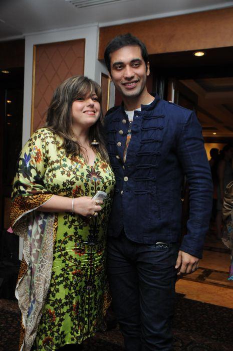 29. Delnaz with Kushal Punjabi DSC_6554