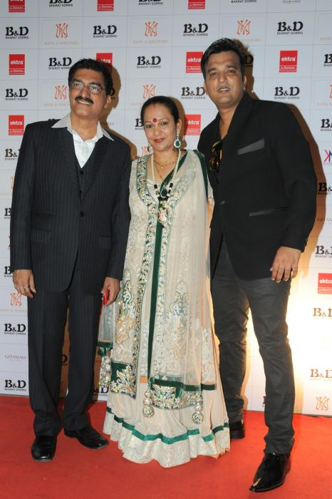 3. Bharat, Dorris and Suraj Godambe DSC_8402