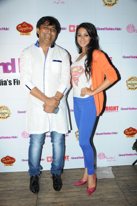 3. Shailesh Shah  with Barkha Bisht DSC_6685
