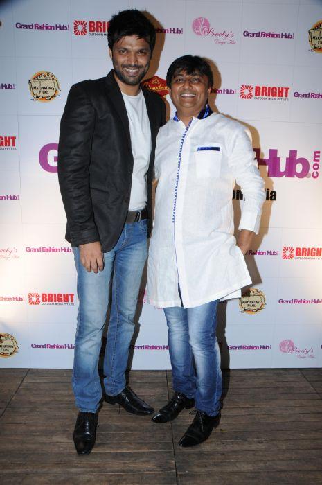 4. Anand mishra with Shailesh Shah DSC_5576