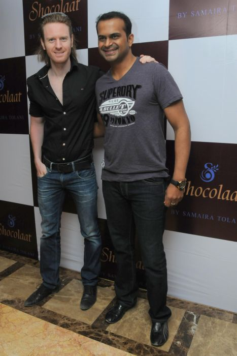 44. Alex O Neil with Siddharth Kannan DSC_6390