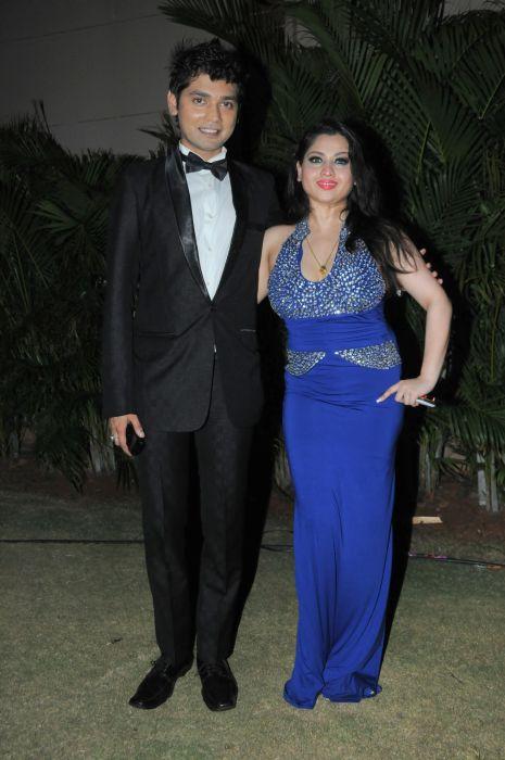 47. Vivek Mishra with Misti Mukherjee DSC_9811