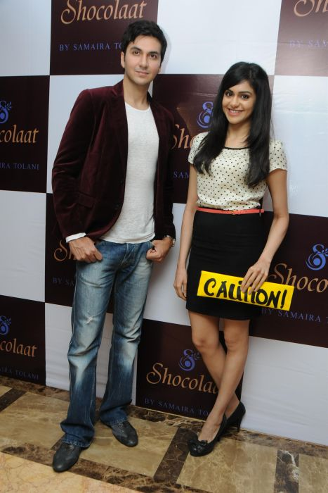 48. Dev Goel and Adah Sharma DSC_6230