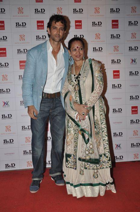 5. Hrithik Roshan with Dorris Godambe DSC_0957