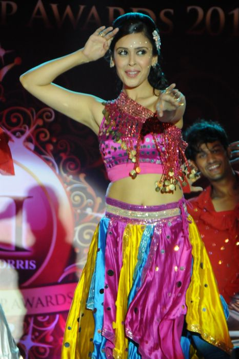 64. Hrishita Bhatt Performing  DSC_8833