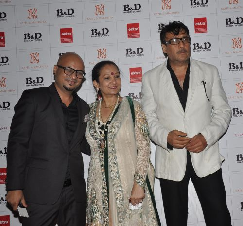 8. Aalim Hakim, Dorris Godambe with Jackie Shroff DSC_0869